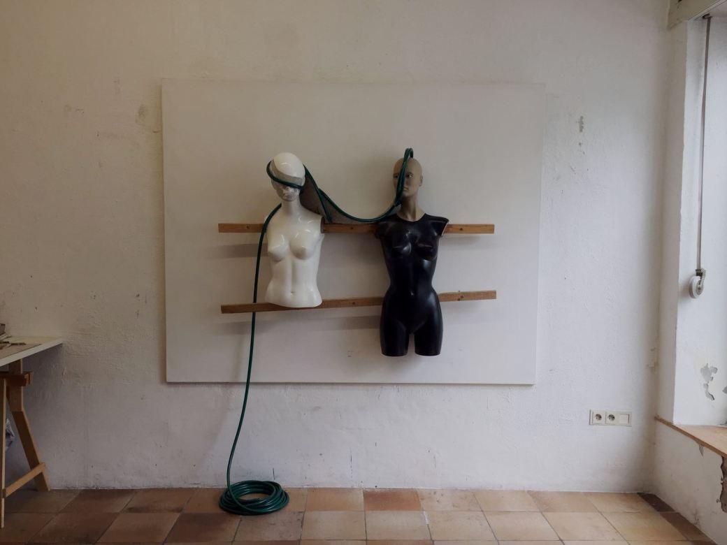 Imagined Movement,160 x 200 cm, 2016