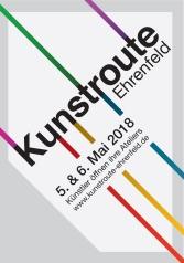 Programmheft Kunstroute-Ehrenfeld