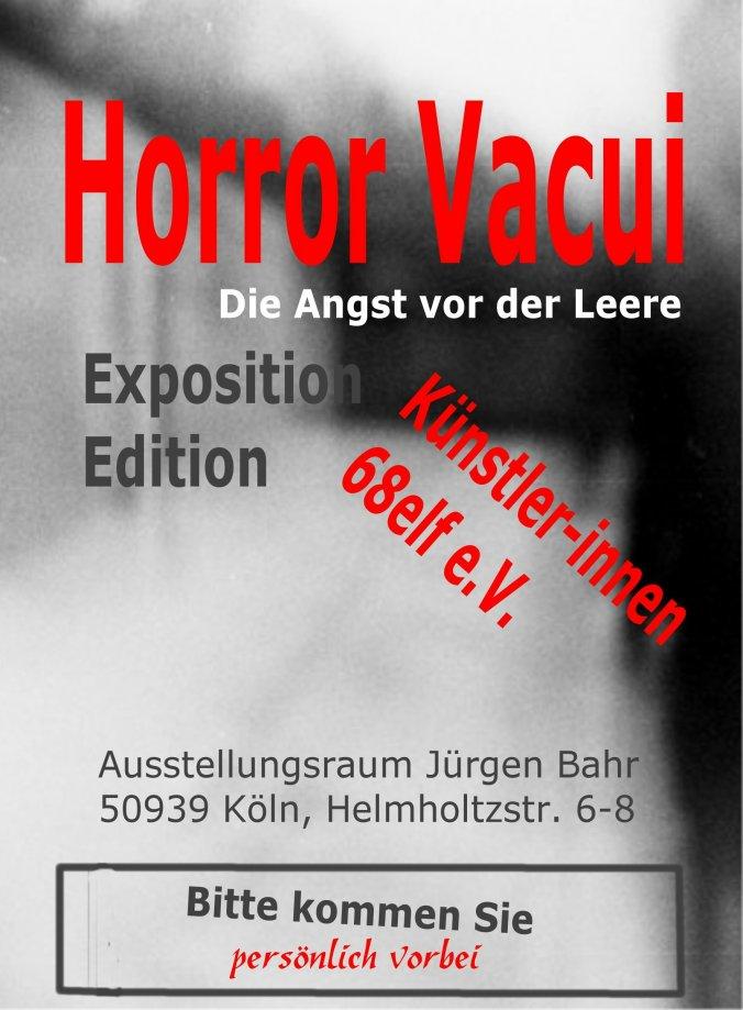 einladung horror vacui