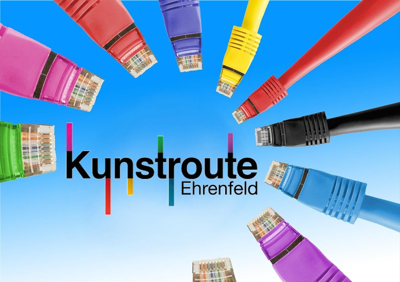 Kunstroute Ehrenfeld - virtuell 02